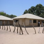 Gezondheidscentrum in Macouda
