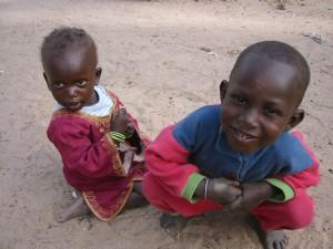 Kinderen in Darsilami