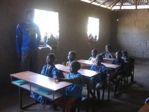 School in Dombondir