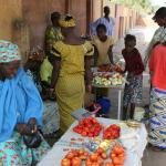 Markt in Darsilami