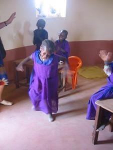 Zingen en dansen in de klas