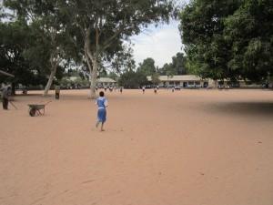De basisschool in Darsilami
