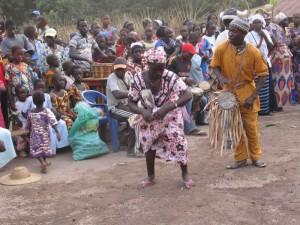 Feest in Macouda