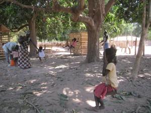 Kinderspeelplaats Macouda
