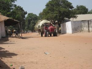 Straat in Darsilami