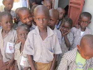 Kinderen in Farato