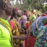 Feest van de Jola's in Darsilami