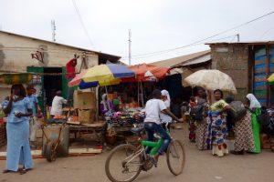 Markt in Brikama